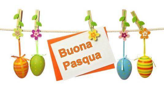 Auguri di Buona Pasqua dal direttore Andrea  Iovino
