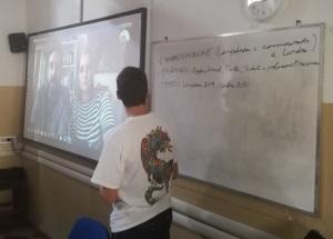 Liceo Tasso: la Staffetta @Erasmus Experience