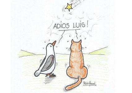 Luis Sepùlveda: l'omaggio di Bimed